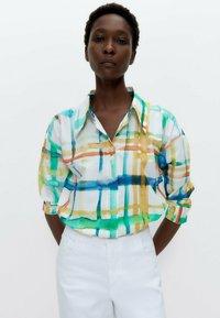 Uterqüe - Button-down blouse - white - 0