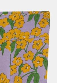 Mini Rodini - ALPINE FLOWERS  - Legging - purple - 3