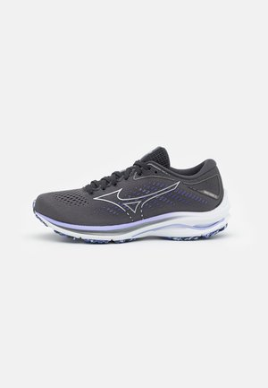 WAVE RIDER 25 - Neutral running shoes - blackened pearl/violet glow