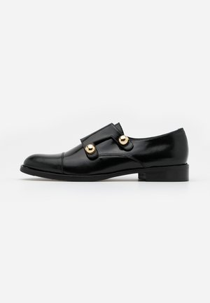 DUSTA - Slipper - noir
