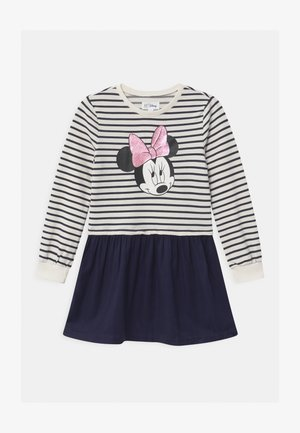 GIRLS MINNIE MOUSE - Denní šaty - navy