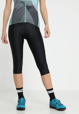 ADVANCED 3/4 PANTS III - 3/4 Sporthose - black
