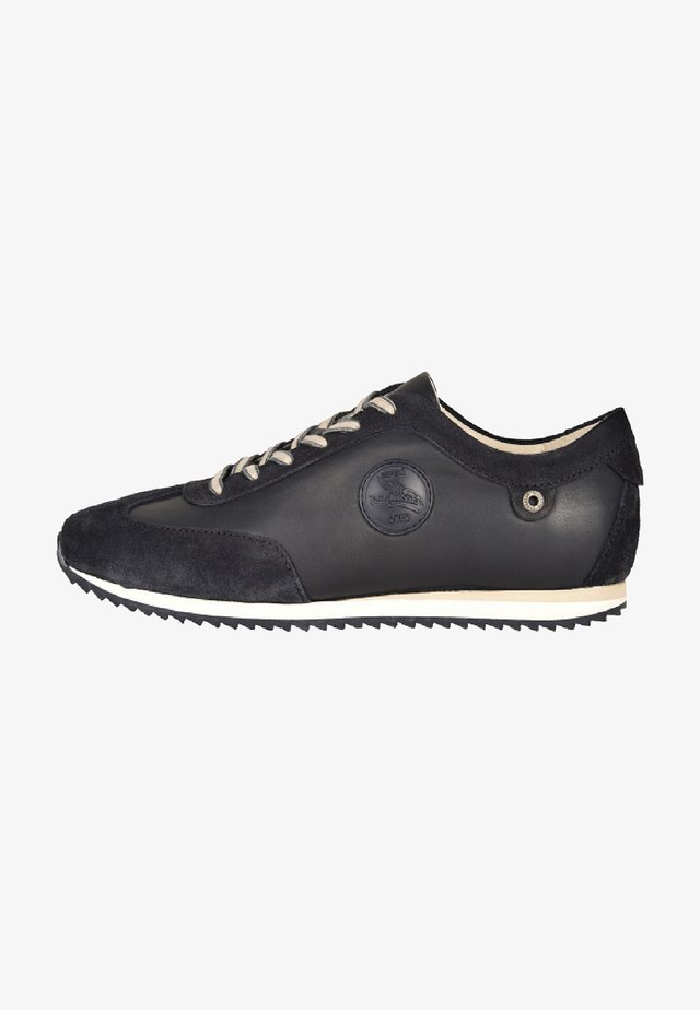Trainers - navy blue