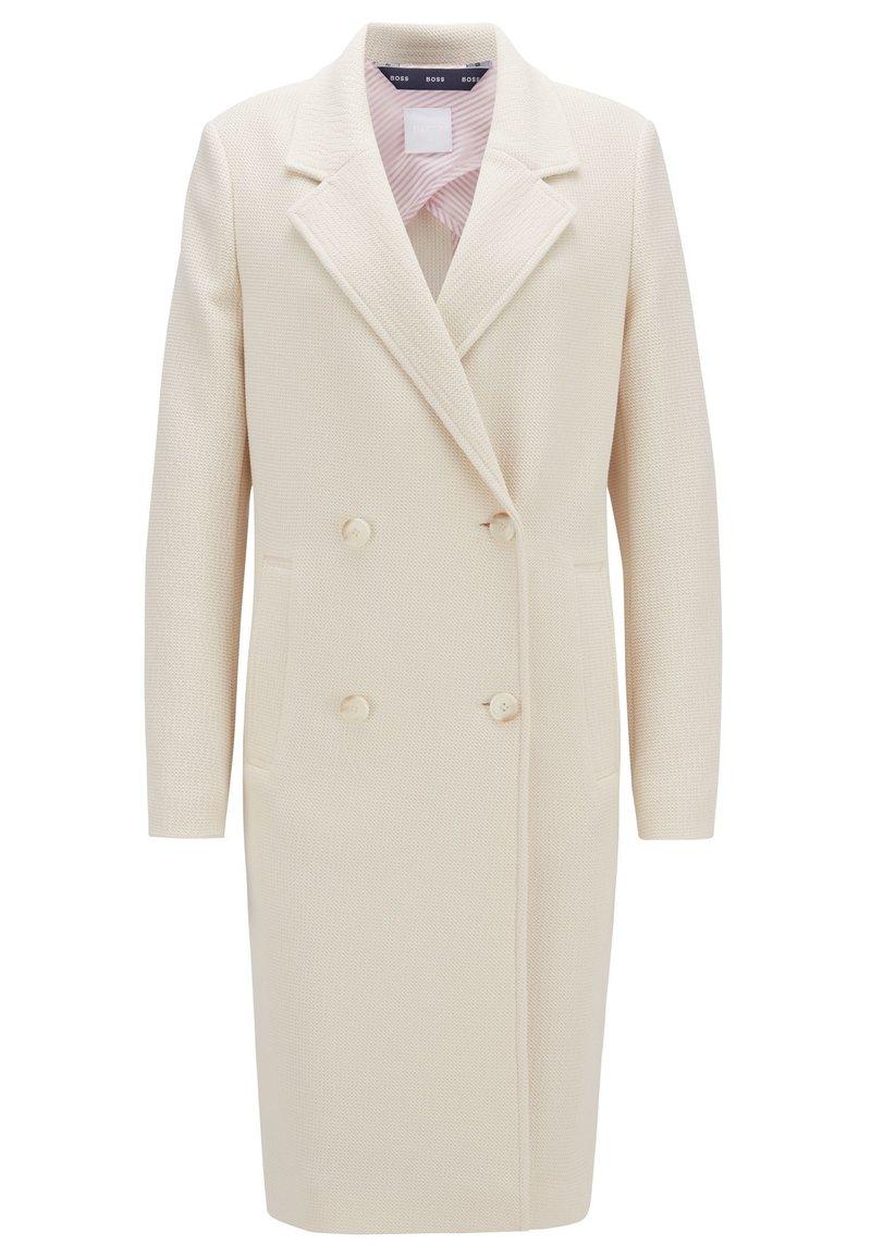 BOSS - OREATH - Short coat - natural