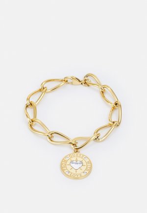 WITH LOVE - Bracelet - gold-coloured