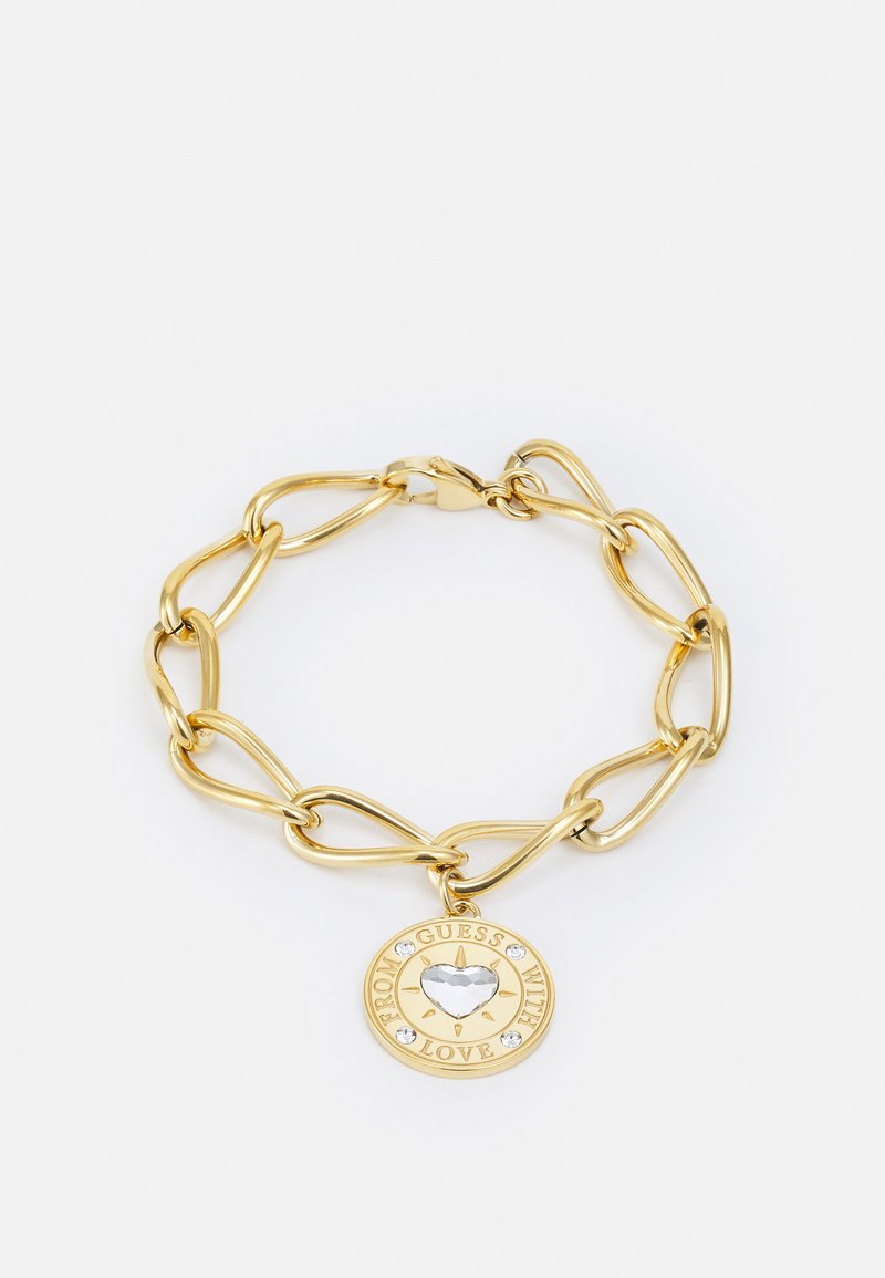 Guess - WITH LOVE - Bracelet - gold-coloured
