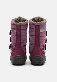 Primigi - Zimní obuv - sangria/gelso - 2
