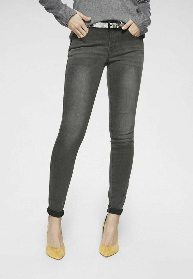 Slim fit jeans - grey used