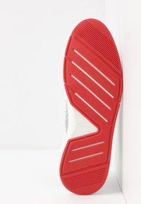 Lacoste - MENERVA SPORT - Sneakers laag - white/navy - 4
