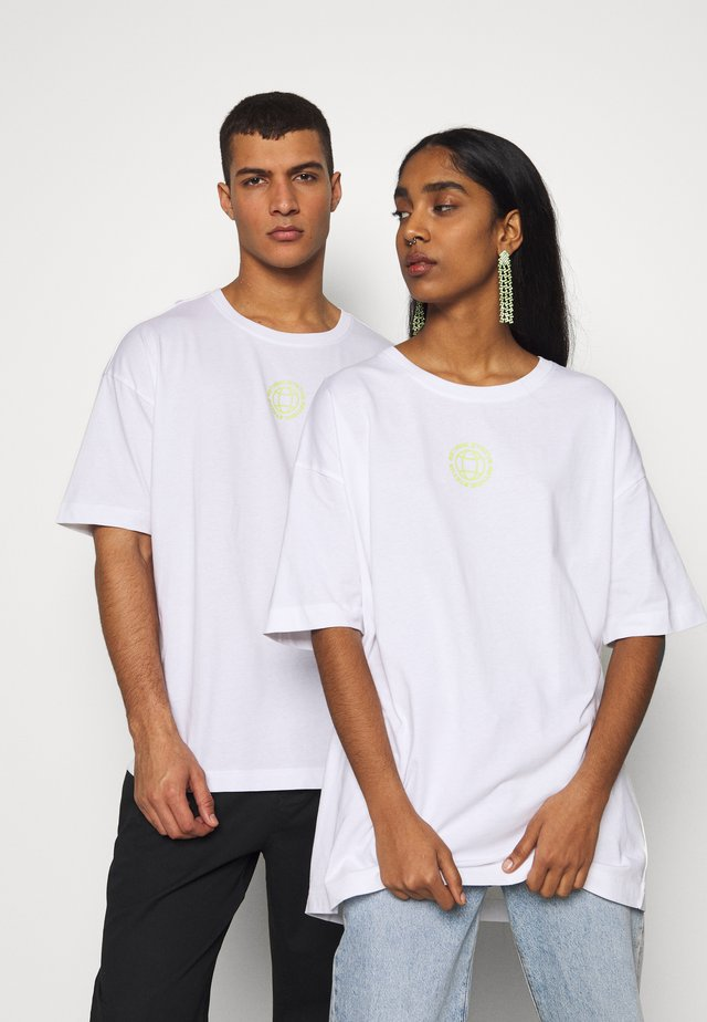 UNISEX REGULAR FIT - T-shirt print - white