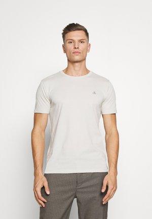 SHORT SLEEVE ROUND-NECK - Basic T-shirt - puritan