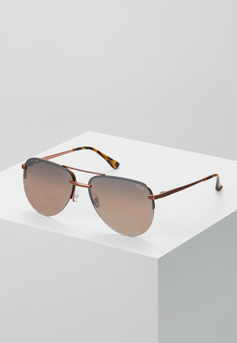 QUAY AUSTRALIA - QUAYXJLO THE PLAYA - Sonnenbrille - bronze-coloured
