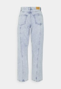 Monki - Jeans a sigaretta - light blue - 6