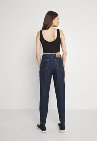 Levi's® - HIGH WAISTED MOM JEAN - Jeans Tapered Fit - ocean - 2