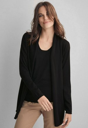 ULTRALIGHT - Cardigan - black