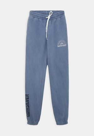LUCKY HILL PANT YOUTH - Tracksuit bottoms - captains blue