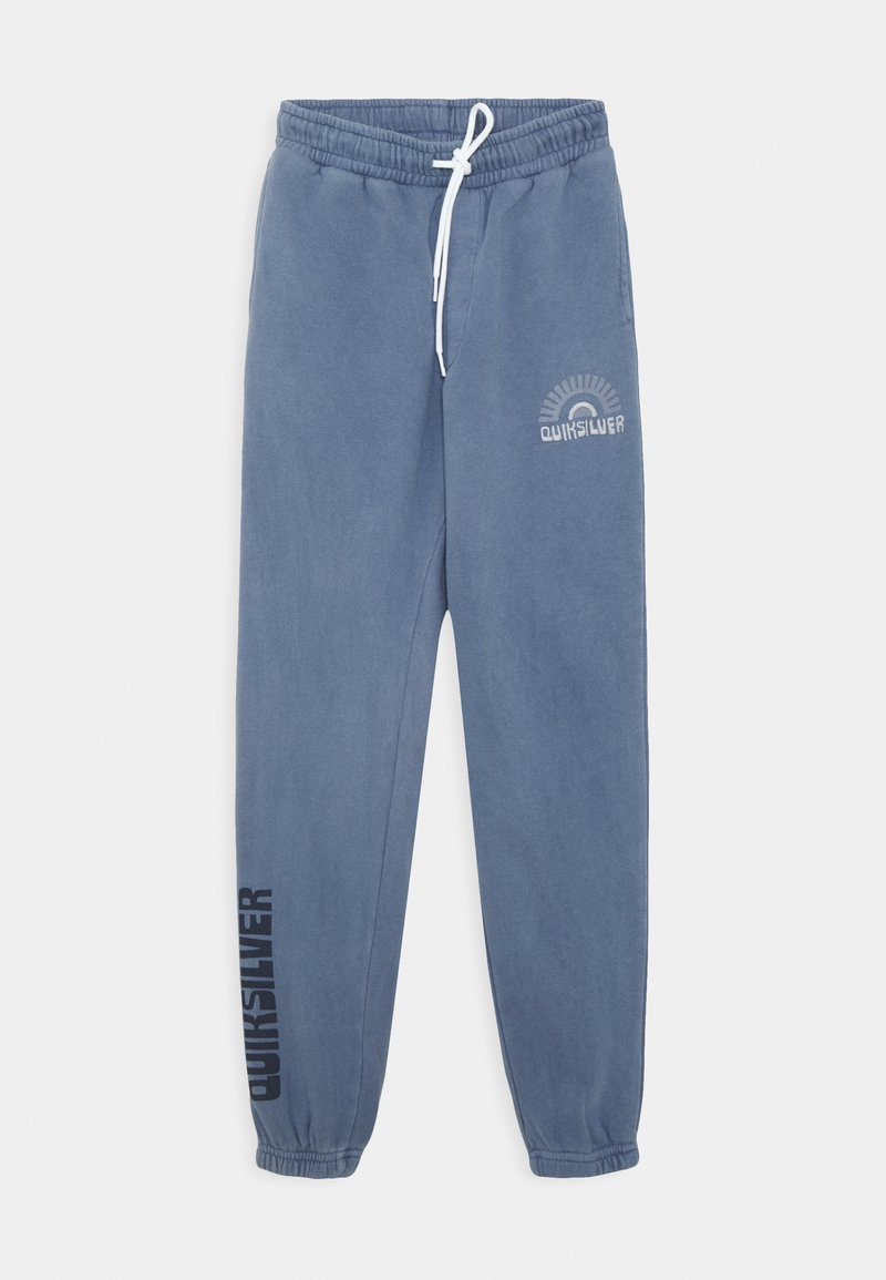 Quiksilver - LUCKY HILL PANT YOUTH - Pantaloni sportivi - captains blue