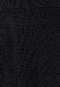 HUGO - SHEILY - Áčková sukně - black - 2