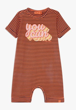 SHORTALL BABY ZGREEN - Overal - living coral