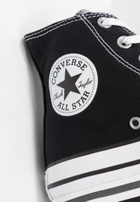 Converse - CHUCK TAYLOR ALL STAR PLATFORM - High-top trainers - black - 2