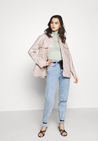 Who What Wear - THE RUCHED - Printtipaita - sage - 1