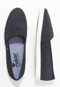 Rieker - Slippers - pazifik - 3