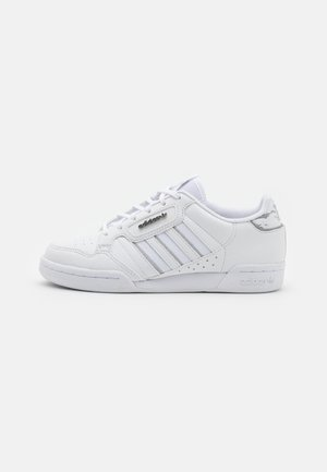 CONTINENTAL 80 STRIPES UNISEX - Trainers - footwear white/silver metallic