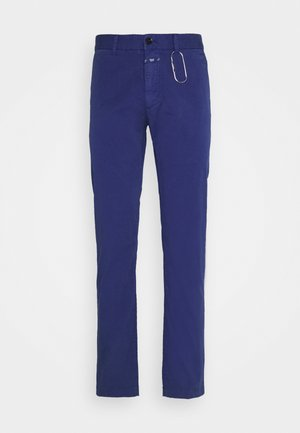 CLIFTON  - Trousers - lapis