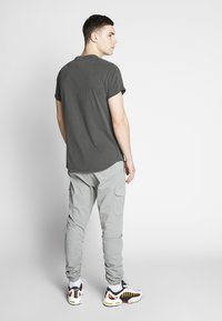 G-Star - LASH - Camiseta básica - raven - 2