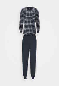 Ceceba - V-NECK SET - Pyjamas - blue dark - 4