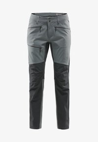 Haglöfs - RUGGED FLEX PANT  - Friluftsbyxor - gray - 0