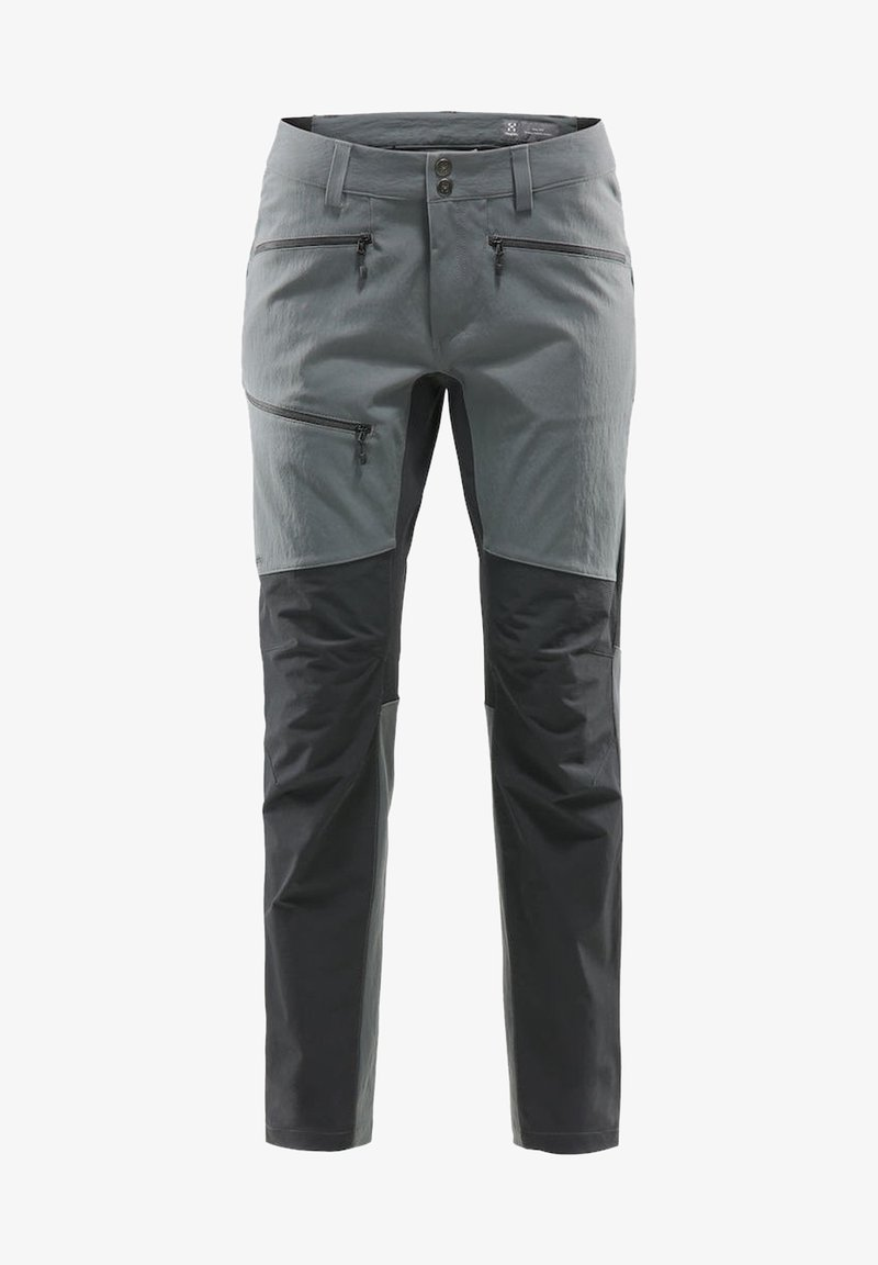 Haglöfs - RUGGED FLEX PANT  - Friluftsbyxor - gray