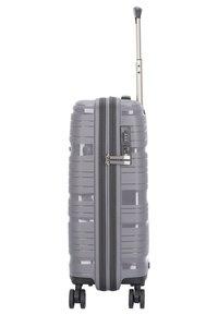 Travelite - MOTION 4-ROLLEN - Luggage - grey - 2