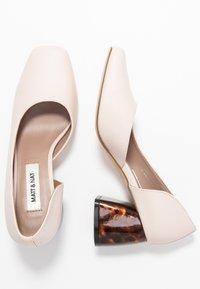 Matt & Nat - PIKOSA - Classic heels - nude - 3