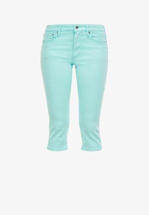 Jeans Shorts - aqua