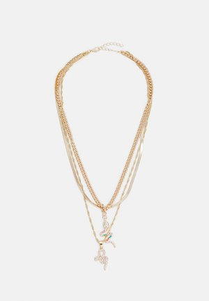 LOUISY COMBI NECKLACE - Smykke - gold-coloured