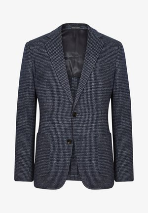 STELVIO - Blazer jacket - blue
