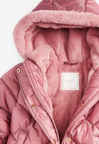 Next - Winterjas - pink - 2