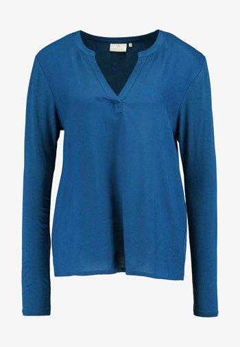 KACALINA  - Blouse - moroccan blue