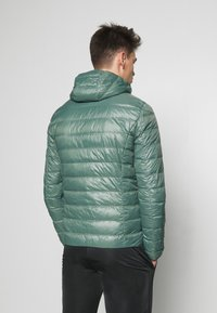 EA7 Emporio Armani - GIACCA  - Down jacket - dark forest - 2