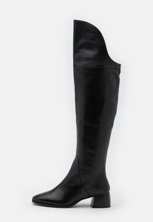 HEAVEN - Over-the-knee boots - black