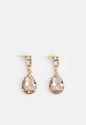 LEGILIAN - Earrings - rosegold-coloured