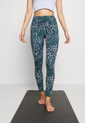 COSMIC HORIZONS - Leggings - teal