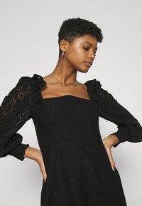 Fashion Union - DRESS - Cocktail dress / Party dress - black - 3