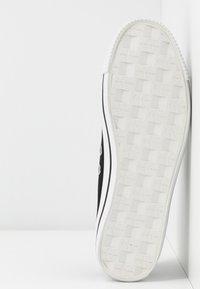 Calvin Klein Jeans - DIAMANTE - Joggesko - black - 6
