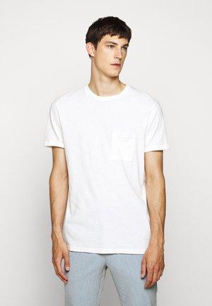 BRENON - T-shirt - bas - offwhite