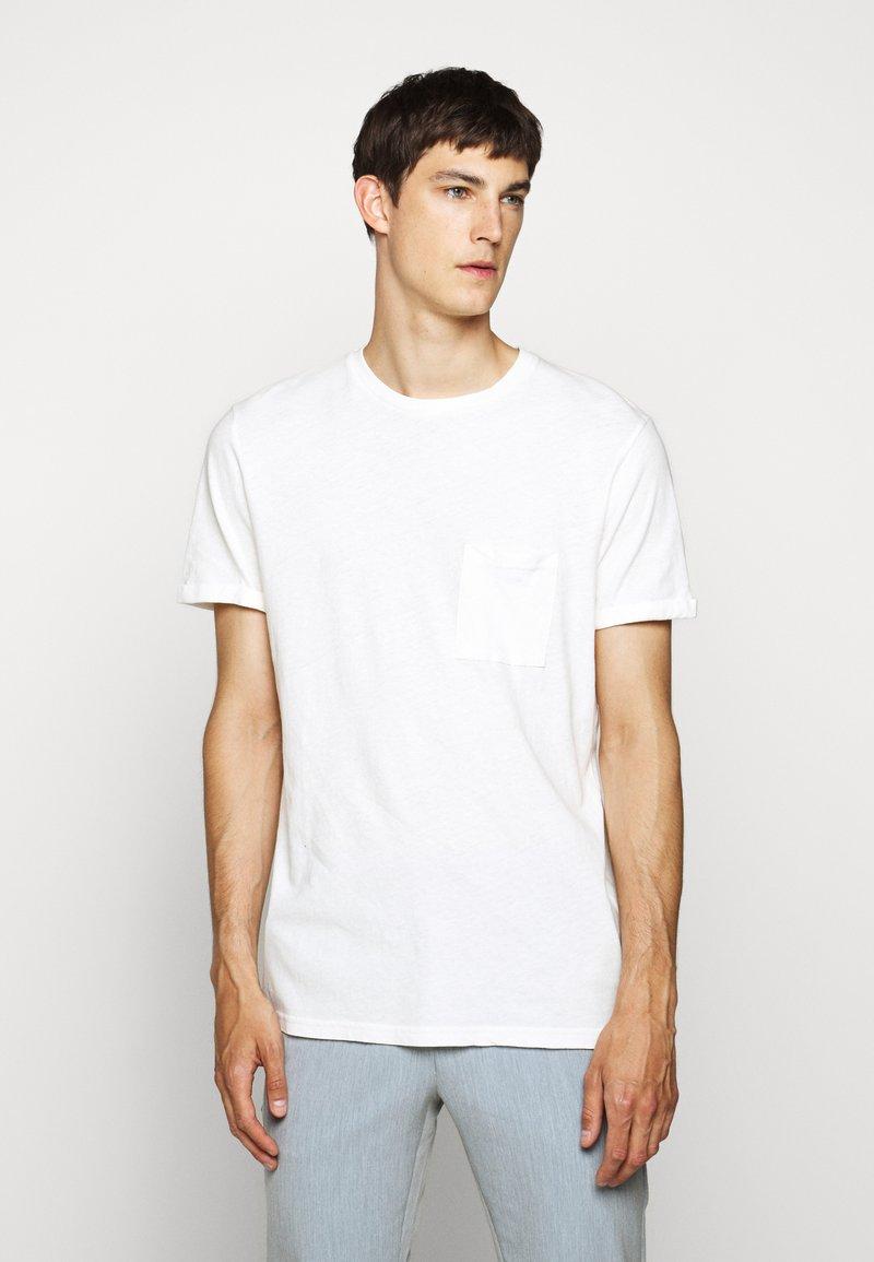 Les Deux - BRENON - Basic T-shirt - offwhite