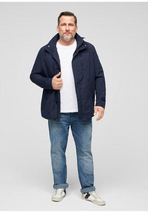 MET EEN LICHTE VOERING - Light jacket - dark blue