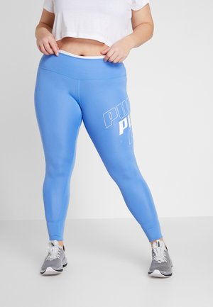 MODERN SPORT LEGGINGS - Legginsy - ultramarine