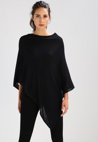 Anna Field - Poncho - black - 0